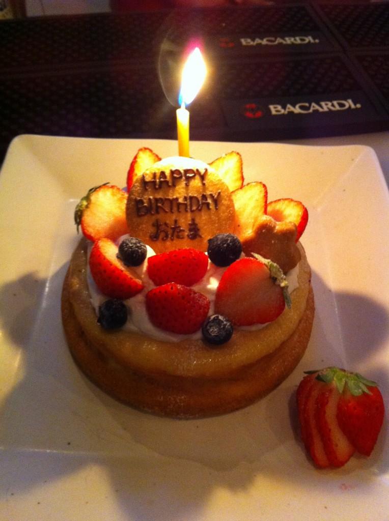 Happy birthday*